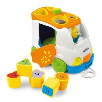 Музыкальный вагончик Weina-2071