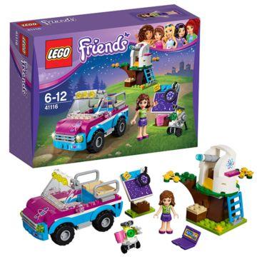 Конструктор Lego Friends 41116 Подружки Звездное небо Оливии