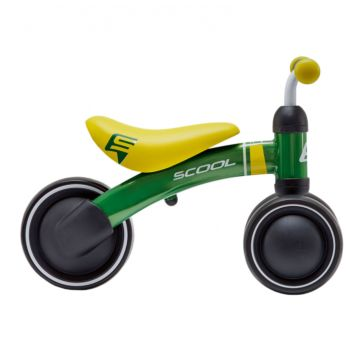 Беговел S'cool PedeX First (зеленый)