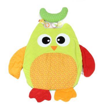 Развивающий коврик I-Baby Сова с подушкой
