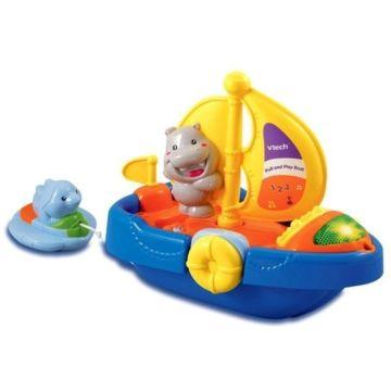 Игрушка для ванны Vtech Спасательный катер