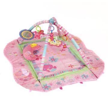 Развивающий коврик FunKids 3 Ways to Play Gym (розовый)