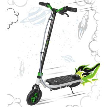 Электросамокат Small Rider Rocket (зеленый)