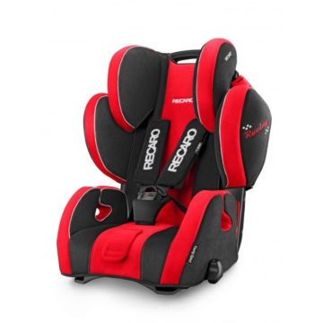 Автокресло Recaro Young Sport Hero (racing edition) ДИСКОНТ
