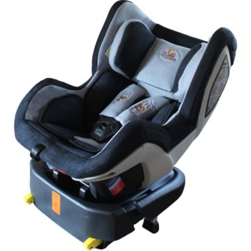 Автокресло ForKiddy Drive Fix DeLuxe (gray)