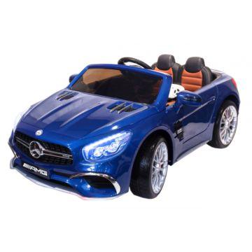 Электромобиль ToyLand Mercedes-Benz SL65 (синий)