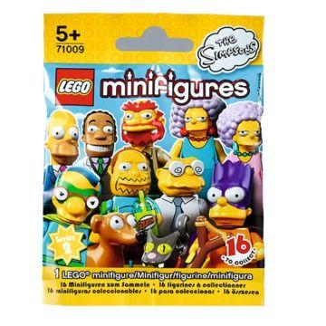 Конструктор Lego Minifigures 71009 Минифигурки Simpsons, серия 2