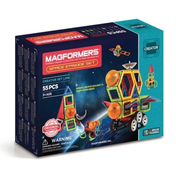 Конструктор Magformers Space Episode Set