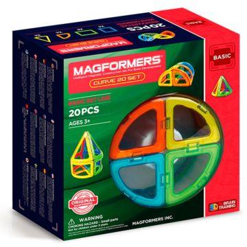 Конструктор Magformers Curve 20 Set