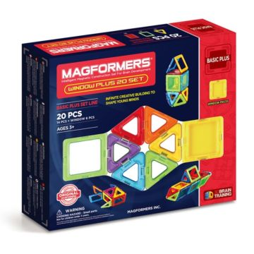 Конструктор Magformers Window Plus 20 Set