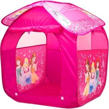 Детская палатка Играем Вместе Disney Принцессы с сумкой