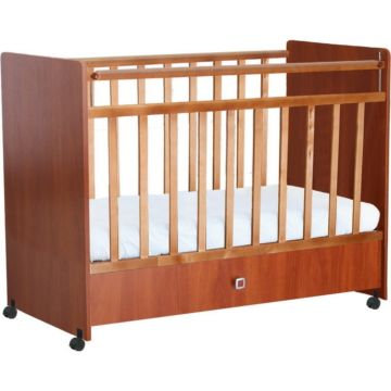 Кроватка детская Фея 700 (Орех)