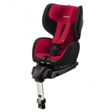 Автокресло Recaro OptiaFix 2016 Racing Red
