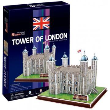 Игрушка CubicFun Лондонский Тауэр (Великобритания)