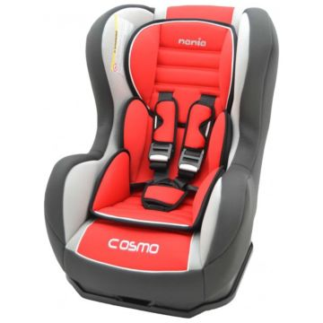 Автокресло Nania Luxe Cosmo SP (agora/carmin)