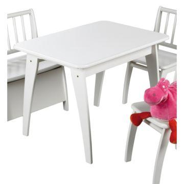 Стол детский Geuther Bambino (белый)