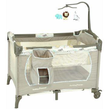Манеж-кровать Baby Trend с пеленальной доской (львенок)