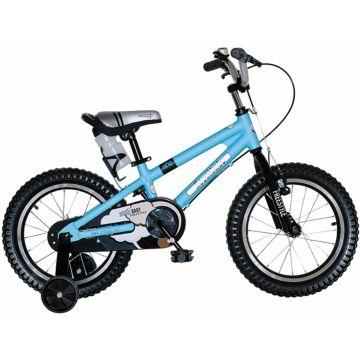 """Детский велосипед Royal Baby Freestyle Alloy 18"""" (голубой)"""