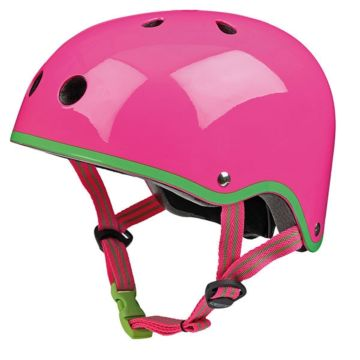 Шлем Micro (неон розовый)