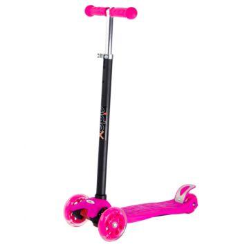Самокат Ridex 3D Spark (Розовый)