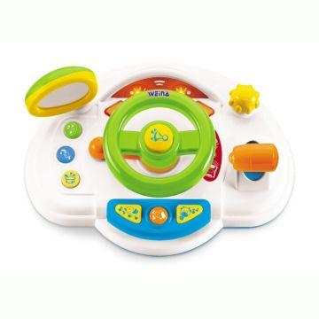 Развивающая игрушка музыкальная Weina Маленький водитель