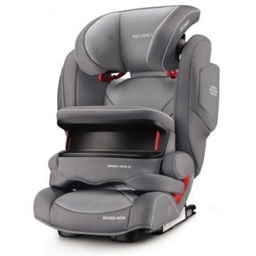 Автокресло Recaro Monza Nova IS Seatfix 2016 Alluminium Grey