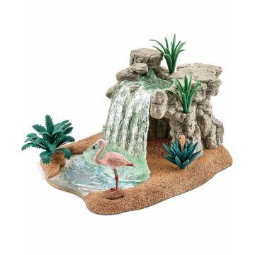Набор фигурок Водопад Schleich