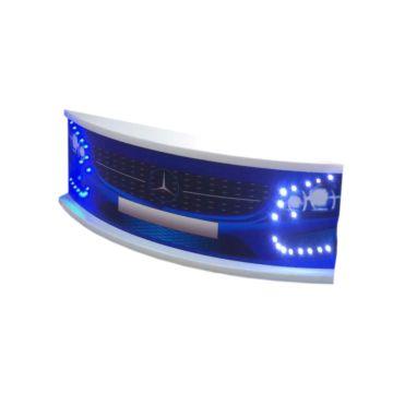 Подсветка для фар кровати-машины Кроватка5