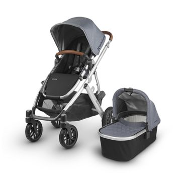 Коляска 2 в 1 UPPAbaby Vista 2018 Gregory