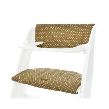 Подушка для стульчика Ellipse Chair (коричневый)