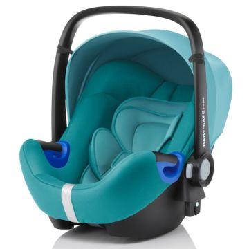 Автолюлька Britax Romer Baby-Safe i-Size + Flex Base (Lagoon Green)