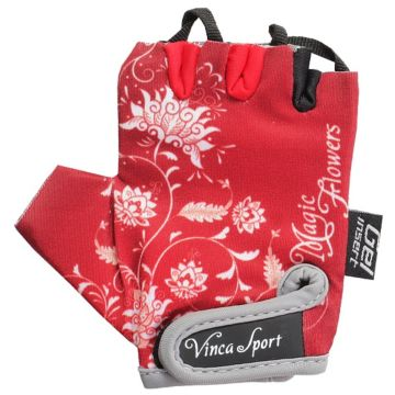 Велоперчатки Vinca Sport (Magic Flowers)