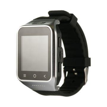 Умные часы SmartBabyWatch Oneme X (серебряный)