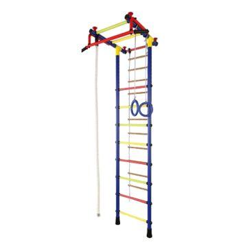 Детский спортивный комплекс Маугли 01 (синий)