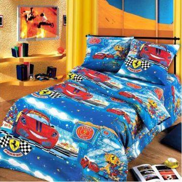 Комплект постельного белья Кроватка5 (3 предмета) (Ралли)