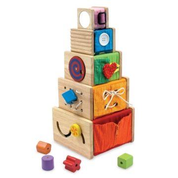 Набор из 5 обучающих ящиков I`m toy