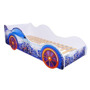 Кровать-машина Кроватка5 Машинки (Зяблики)