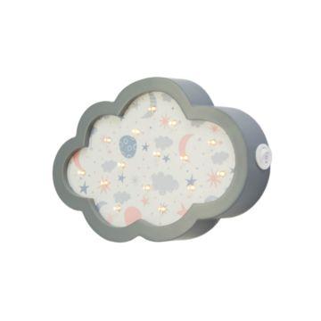 Светодиодный ночник Бельмарко Облако (графит)