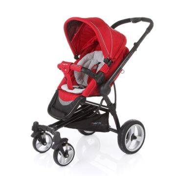 Коляска прогулочная Baby Care Suprim Solo (Red)