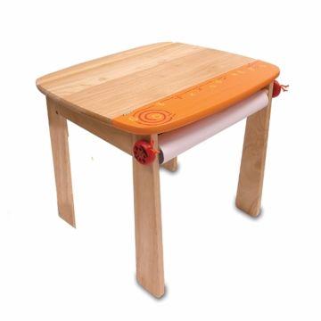 Стол для рисования I`m toy (Оранжевый)