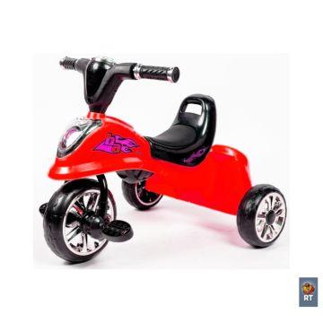 Трехколесный велосипед RT Modern (красный)