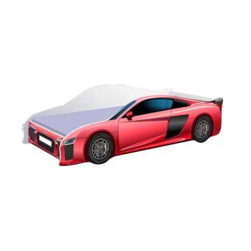Кровать-машина Кроватка5 Ауди (розовая)