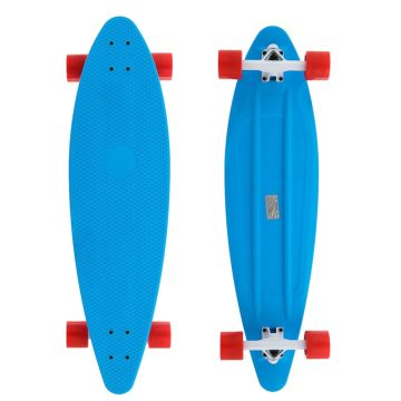 "Лонгборд Fish Skateboards 36"" (синий)"