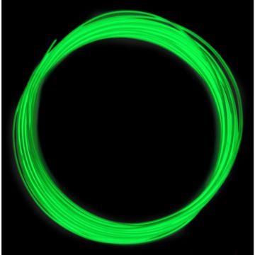 Пластик для 3D ручки Unid PRO10F (светящийся зеленый)