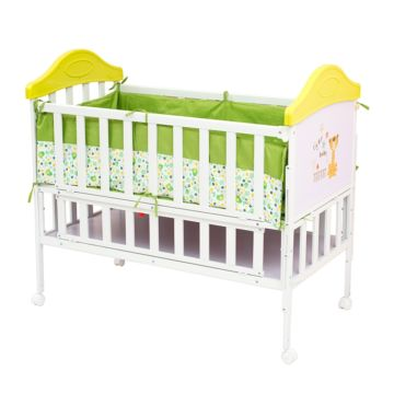 Кроватка детская Babyhit Sleepy Extend (green)