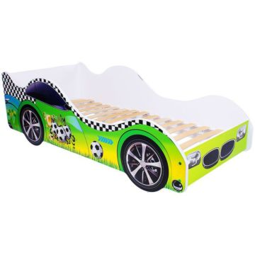 Кровать-машина Кроватка5 Машинки (Футболист)
