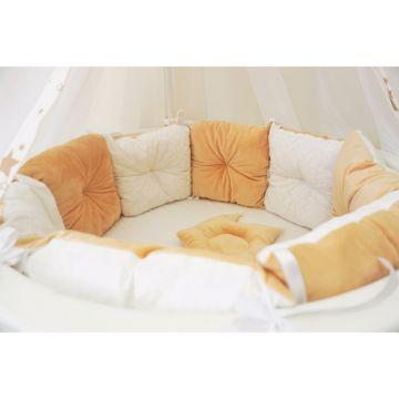 Комплект постельного белья Sleep and Smile (11 предметов, хлопок) (giovani)