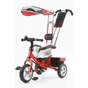 """Трехколесный велосипед VipLex 903-2А с надувными колесами 10"""" и 8"""" (красный)"""