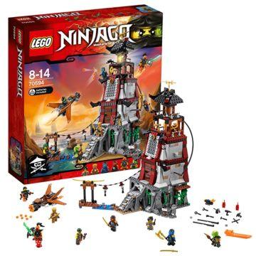Конструктор Lego Ninjago 70594 Ниндзяго Осада маяка