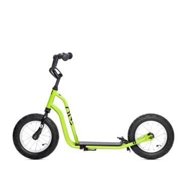 Детский самокат Yedoo One СОБРАННЫЙ (green)